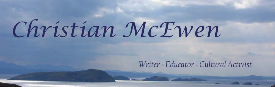 Christian McEwen
